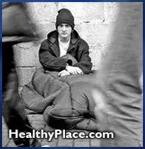 Mental Illness and Homelessness: Hose 'Em Down | Mental illness is the third largest cause of homelessness for single adults. Unfortunately, mental illness stigma keeps society from solving the problem.