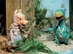 Urmel aus dem Eis: ein Buch von Max Kruse, 1969 verfilmt von der Augsburger Puppenkiste
