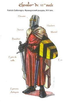 Chevalier du XIIIème siècle
