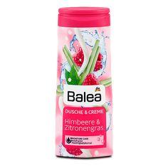 Balea Shower Cream Gel Raspberry & Lemongrass 300 ml | BG Choco Shop