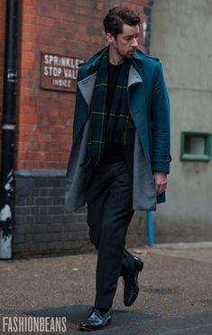Street Style Gallery: London Fashion Week Men's AW17 | FashionBeans