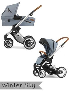 Global Baby - Mutsy Evo Urban Nomad Stroller, Seat and Carry Cot Bundle, Strollers