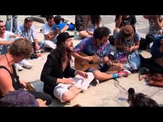 "Edward Sharpe & the Magnetic Zeros ""Up from Below"" LIVE"