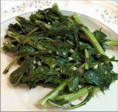 Broccoli Rabe Recipe Photo