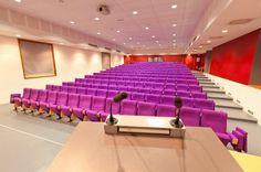 Auditorium du Centre des Congrès d'Epinal.