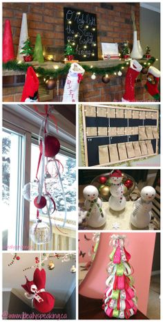 Last year I ventured into the holiday season with such crafting ambitions! However, having just moved into our new house at the end of October, I quickly realized my time was best spent unpacking before we had a house full of family… Instead, I ventured out to the craft stores in January and cleaned up […]