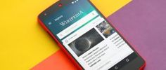 Android app now offers new ways to browse Wikipedia and find trending, recommended articles