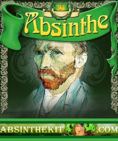 Welcome to Absinthe Kit - The only store that provides natural Absinthe never seen or tasted before. World Wide Shipping. Artemisia Absinthium, Vodka Shots, Green Fairy, Alcoholic Drinks, Herbs, Pinterest Blog, Bitter, Posters, Ads