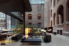The Conservatorium is set within a former music conservatory, a century-old redbrick landmark just up the road from Amsterdam's boutique-lined P.C. Hooftstraat and directly opposite the soon-to-reopen Stedelijk Museum. The building has been given new l...