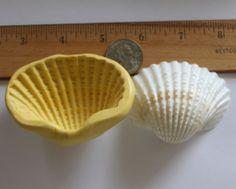 Ribbed Ark Seashell Flexible Silicone Mold Clay Choco Fondant Resin Soap   eBay