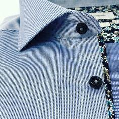 """419b5563bd Richard Bennett Tailors on Instagram: """"Upgrade your workweek style with  @bruunogstengade dress shirts!#fallfashion #mensfashion #bruunogstengade  #dressshirt ..."""