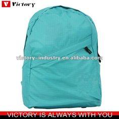 foldable school student bag,simple design backpack bag #At_School, #Simple