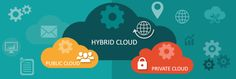 Hybrid Cloud hosting - A new web hosting model that can do wonders for businesses. Check out how hybrid cloud hosting differs from the rest.