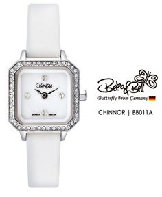 CHINNOR BB011A   | Meterail:316L Stainless Steel  | Movement: MIYOTA 5Y20  | Case Size: 20mm×26mm  | Band Size: 10mm  | Band: Genuine Leather / Enamel coated / Leopard Genuine / Mesh  | Crown: Swarovski Crystal Crown  | Swarovski Crystal: 48 Pcs  | Dial: MOP  | Glass: Jewel Cutted Mineral Crystal  | Water Resistance : 3 ATM