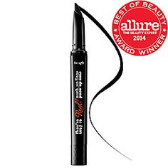 Benefit Cosmetics - They're Real! Push-Up Liner #sephora.... Ordered giving this one a try. If it stays pinned then it's a winner. :) seems legit.