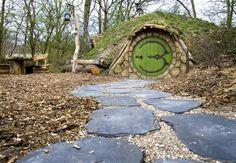 Lekker logeren bij Frodo in Castricum.