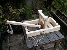 The shed and beyond.: How to make an Onager ... ...