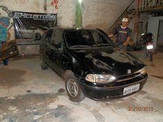 Imagem do carro Original como chegou a Ex Customs Tuning