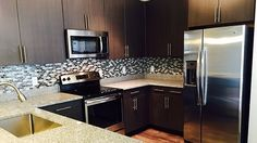 Chroma Is San Antonio, Texasu0027 Newest Luxury Apartment Community Featuring  Interior Amenities Such As Stainless Steel Appliances And Granite  Countertops.