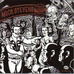 Mack Stevens 45 rpm Art Posters, Flyers, Drugs, Comic Books, Comics, Ruffles, Comic Book, Comic, Leaflets