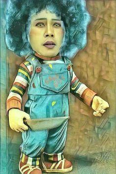 Chucky joy