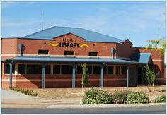 Berrigan Branch - Berrigan Shire Libraries. Libraries are located in Barooga, Berrigan, Finley and Tocumwal. These Branches function as Libraries, Council Transactions Centres and Community Hubs.