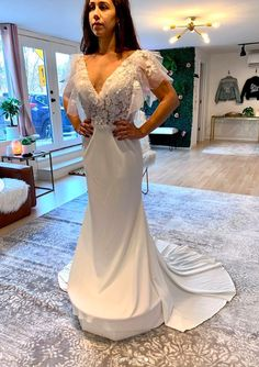 Wild Blooms Bridal believes your wedding dress should be a reflection of your personal style. For the bride who loved freedom, style, simplicity and wants to be her truest self on her special day! Bridal Collection, Gowns, Boutique, Wedding Dresses, Fashion, Vestidos, Bride Dresses, Moda, Dresses