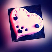 Biiancaa backt: Schokokuchen mit Nüssen ( in Herzform ) ♥ Ice Tray, Silicone Molds, Fondant, Bakken, Recipies, Gum Paste, Candy
