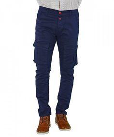 Ανδρικό υφασμάτινο παντελόνι με πλαϊνές τσέπες navy blue Madmext 2189Q #ανδρικάπαντελόνια #υφασμάτινα #μόδα #ρούχα #στυλ #χρώματα Navy Blue, Pants, Fashion, Moda, Trousers, Fashion Styles, Women Pants, Women's Pants, Fashion Illustrations