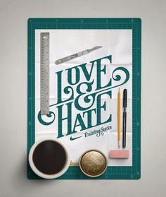 Amazing Typography by Mats Ottdal
