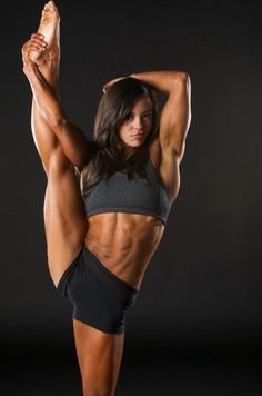 muscles and flexibility, you CAN have the best of both worlds!