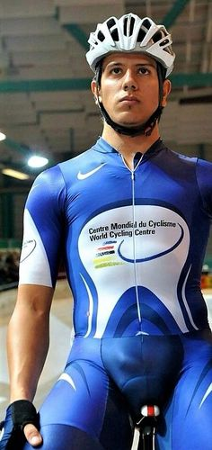 gay sex in cycling gear - Bing images Bike Wear, Cycling Wear, Cycling Outfit, Men's Cycling, Lycra Men, Lycra Spandex, Cycling Lycra, Athletic Supporter, Sports Uniforms