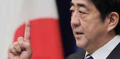 Shinzo Abe's push for women in Japanese politics
