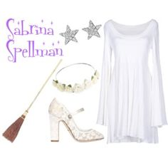 sabrina the teenage witch movie outfit