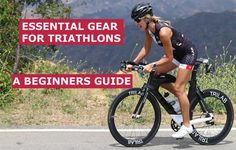 What type of gear do you need to compete in triathlons. Read this informative guide from Triathlon LAB. Obstacle Races, Triathlon Gear, Marathons, Gears, Lab, Bicycle, Essentials, Racing, Type