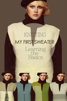 Tutorials, hints, tips and pattern info  for new knitters