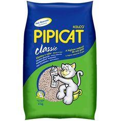 Areia Pipicat Classic Kelco - Meuamigopet.com.br #cat #cats #gato #gatinho #bigode #muamigopet