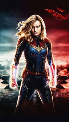 You have no idea how important i is to watch Captain Marvel being a true marvel fan. here are 10 reasons to watch Captain Marvel Ms Marvel, Marvel Dc Comics, Marvel Avengers, Marvel Women, Marvel Girls, Marvel Heroes, Thanos Marvel, Brie Larson, Captain Marvel Carol Danvers