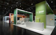 BASF ECS 2011 | BRAUNWAGNER- Let's try something similar!!! Exhibition exhibiotionstand design display stands messebau gut xboard fair truss modular system stand americana strutture americane atrutture a traliccio traliccio americano truss americana stand eventi modulari personalizzati portstili pubblicitari