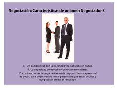 Negociación Características de un buen Negociador. Movies, Movie Posters, Teamwork, Tips, Films, Film Poster, Cinema, Movie, Film