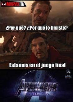 Read from the story Memes de Marvel by MssMarvel (Ana) with reads. Avengers Games, Avengers Comics, Memes Marvel, Marvel Funny, Marvel Universe, Mundo Marvel, Avengers Imagines, Book Memes, How To Speak Spanish