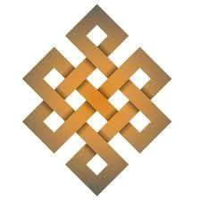 Buddist symbol for love.