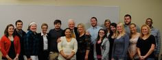 Arts and Humanities Students Have Lunch with Nick Clooney Posted: 09.27.2012