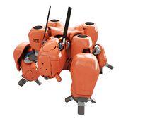 Mechanical Design  conceptual design  3D-models, animations, CGI  2004–2007 by David Loehr