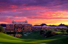 Scottsdale, AZ! A beautiful U.S. destination! Pictured is the Kierland Resort...a beautiful place to wed!