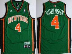 New York Knicks St.Patrick s edition Nate Robinson 9c1367701