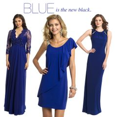 Camille La Vie Royal Blue Party Dresses - because blue is the new black