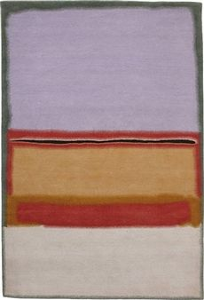 Mark Rothko - Orange over Violet, 1968
