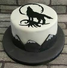 Resultado de imagem para bolo teen wolf