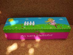 As Malas da Bi: Caixa com fada para os acessórios das meninas